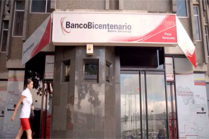 Banco Bicentenario operativo en horario