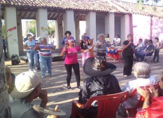 Grupos culturales deleitaron al público en el carnaval falconiano