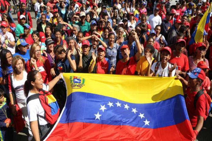 Chavistas celebrarán triunfo sobre el apagón