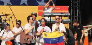Se realizará una segunda edición del Venezuela Aid Live