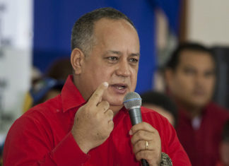 """Cabello: """"Mientras más nos ataque el imperialismo más fuertes nos haremos"""""""