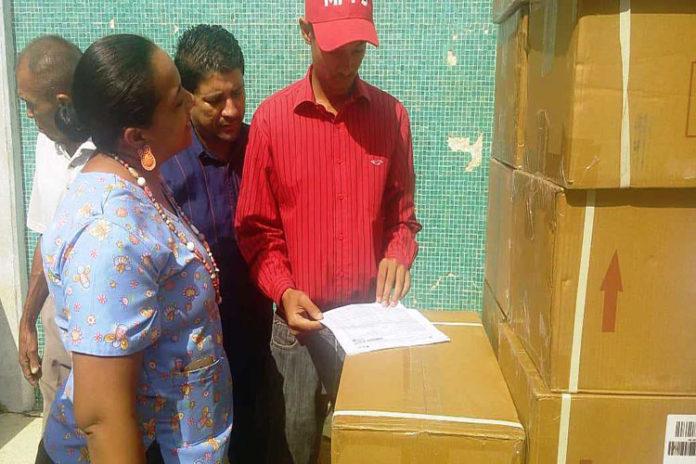 Llegan medicamentos a las ASIC de Coro, Dabajuro y Mauroa