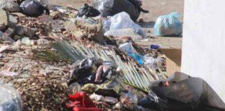 En bolsa de basura hallan cadáver de un recién nacido en Vargas