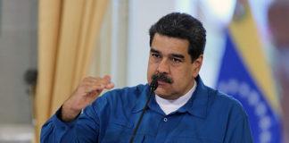 Maduro: Estoy al frente de los trabajos de recuperación del SEN