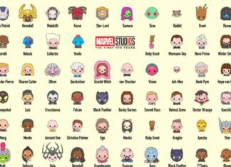 A 10 días de su estreno, te presentamos los nuevos Emojis de Vengadores 4: Endgame