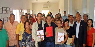 Alcalde Miguel Perozo entregó informe de Memoria y Cuenta 2018