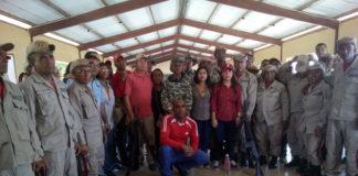 Milicia bolivariana conmemora aniversario