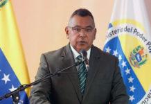 Reverol es designado como vicepresidente sectorial de Obras Públicas y Servicios