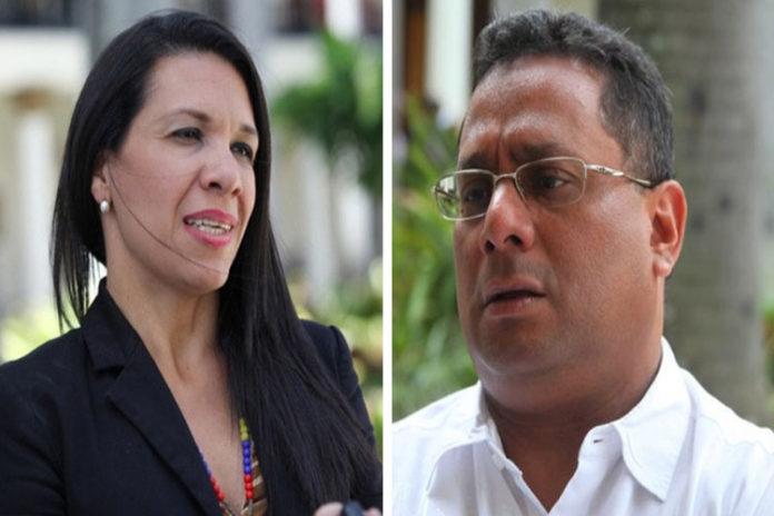 Anulan pasaporte de los diputados Ronderos y Magallanes para impedir participación en UIP