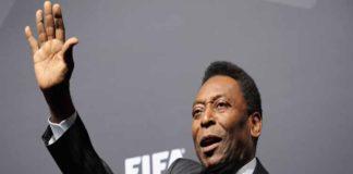 astro brasileño Pelé, Hospitalización, Paris, futbolista francés Kylian Mbappé, Deportes, Fútbol