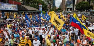 Frente Amplio se movilizará este 6 de abril