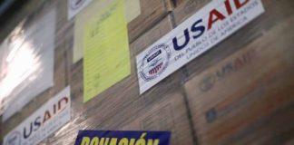 EEUU envió a Curazao más ayuda humanitaria para Venezuela