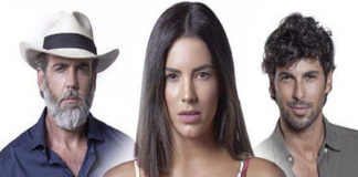 """Gaby Espino anuncia que Netflix transmitirá la serie """"Jugar con fuego"""""""