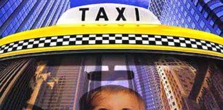 Recién nacido vivió su momento como ¡Cuidado: bebé suelto! en un taxi