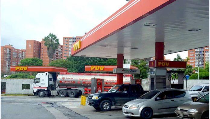 PDVSA garantiza la distribución y suministro de combustible en todo el territorio nacional