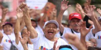 ¡Atención abuelos! a partir de los 50 años se podrán censar para Chamba Mayor