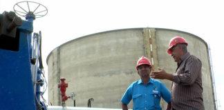 Viceministro de agua realiza inspección de embalses falconianos