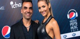 Vocalista de Caramelos de Cianuro se divorcia
