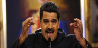 """""""Cobarde"""" y """"vete con el enemigo"""", la respuesta de Maduro a Isaías Rodríguez"""
