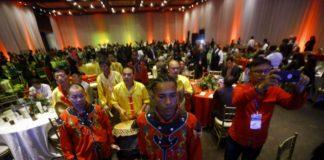 Buscan la unificación de la comunidad de China y Taiwan en América