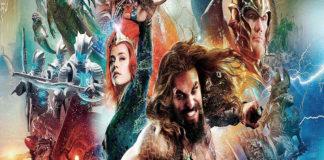 Aquaman 2 tiene terminado el guión y se estrenará en el 2022