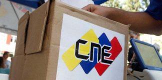 Solicitarán al CNE referéndum consultivo sobre elecciones generales
