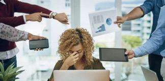 El desgaste profesional, la nueva enfermedad de la lista de la OMS