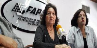 Fapuv ratifica convocatoria a paro de 24 horas este jueves
