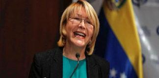 """Luisa Ortega califica de """"adefesio"""" la decisión del TSJ contra diputados de la AN"""