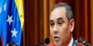 Maikel Moreno rechaza oferta de Mike Pence de apoyar a Guaidó y sanciones a magistrados del TSJ