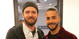 Maluma quiere un dueto con Justin Timberlake
