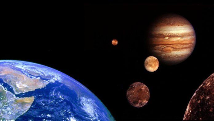 Júpiter se va acercar a la Tierra en junio