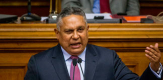 Carreño propone extender periodo de la ANC hasta 2020