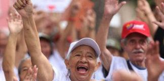 158.000 adultos Mayores registrados en Chamba Mayor