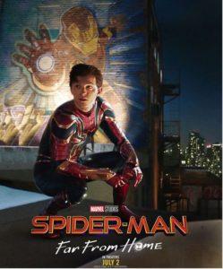 Vea el nuevo póster de Spider-Man: Lejos de casa