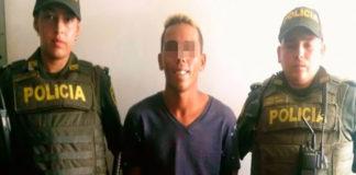 Venezolano es capturado por homicidio en Colombia