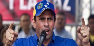 Capriles pide a Bachelet no dejarse «seducir» por Maduro