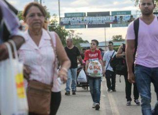 112 colombianos validaron con sello Carnet de Control Migratorio Fronterizo