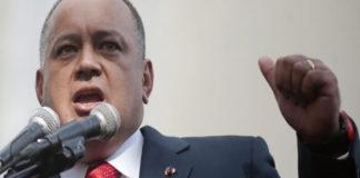 Cabello llega a Cuba para coordinar estrategias en Foro de Sao Paulo