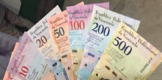 Gobierno de Maduro debe 48 millones de dólares por impresión del nuevo cono monetario
