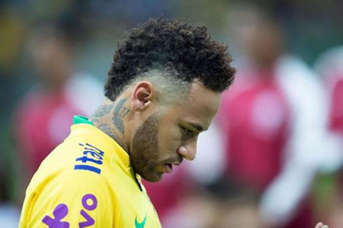 Neymar le dice adiós a la Copa América