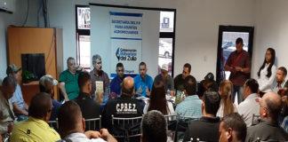 Omar Prieto encabezó reunión del Estado Mayor de Alimentación