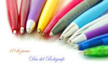 10 de junio: Día del bolígrafo (+Historia)