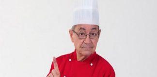 Falleció el reconocido chef Dino a los 81 años