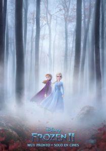 Lanzan el último póster de Frozen 2 y este 11-J el tráiler oficial