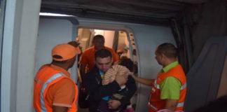 90 venezolanos regresaron al país provenientes de Perú
