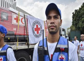 """Cruz Roja venezolana está """"lista"""" para recibir más ayuda humanitaria"""
