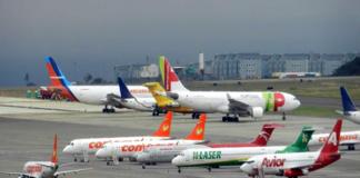 Aerolíneas trabajan a pérdida ante baja afluencia de pasajeros en los destinos nacionales