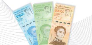 BDV: toda la banca pública tendrá nuevos billetes «esta semana»