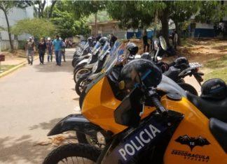 Valencia: Presos se fugaron, robaron dos armas y luego la policía los abatió